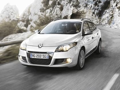 2010 Renault Megane Break GT Line 2