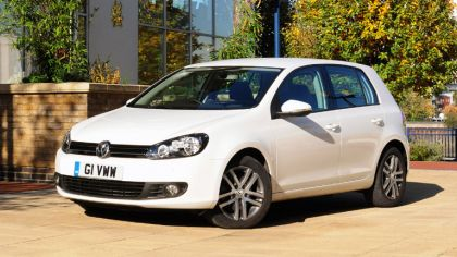 2010 Volkswagen Golf Match - UK version 3
