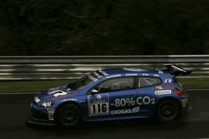2010 Volkswagen Scirocco GT 24 CNG - 24hrs Nuerburgring 1