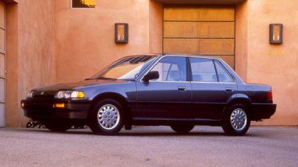 1987 Honda Civic Sedan 3