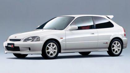 1999 Honda Civic Type-R X 8