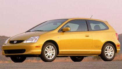 2001 Honda Civic Si 8