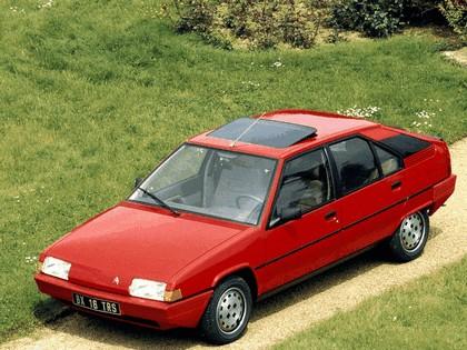 1982 Citroën BX 1