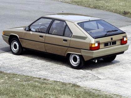 1982 Citroën BX 9