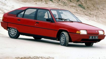 1982 Citroen BX 1