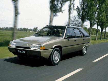 1985 Citroen BX Break 19TRS 1