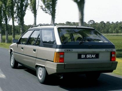 1985 Citroen BX Break 19TRS 2
