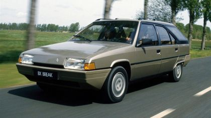 1985 Citroen BX Break 19TRS 8