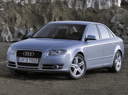 2005 Audi A4 3