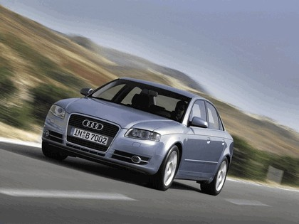 2005 Audi A4 8