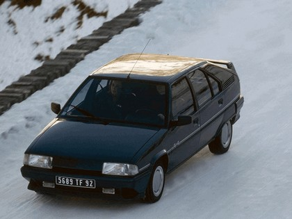 1988 Citroën BX GTi 4x4 2