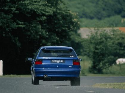 1991 Citroën ZX 16v 3-door 3