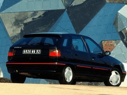 1991 Citroën ZX Volcane 5-door 2