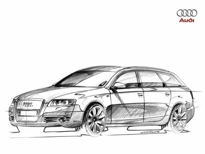 2005 Audi A6 Avant 3.0 TDI quattro 12