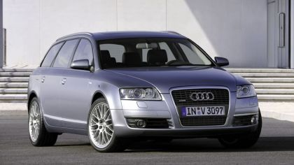 2005 Audi A6 Avant 3.0 TDI quattro 8