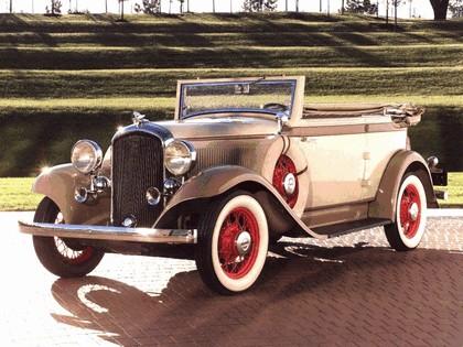 1932 Plymouth PB convertible 2