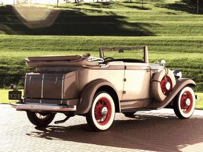 1932 Plymouth PB convertible 3