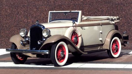 1932 Plymouth PB convertible 5
