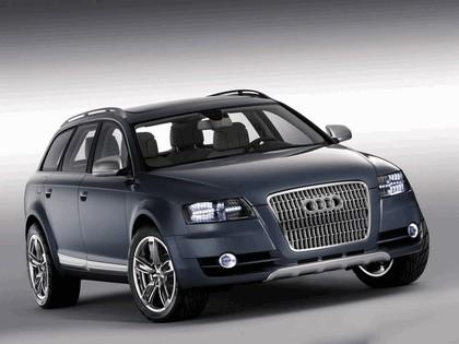 2005 Audi Allroad quattro concept 1
