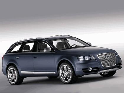 2005 Audi Allroad quattro concept 5