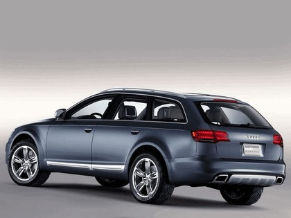 2005 Audi Allroad quattro concept 6
