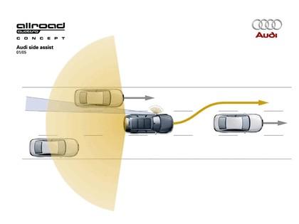 2005 Audi Allroad quattro concept 19
