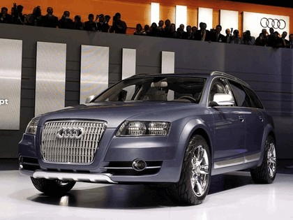 2005 Audi Allroad quattro concept 24