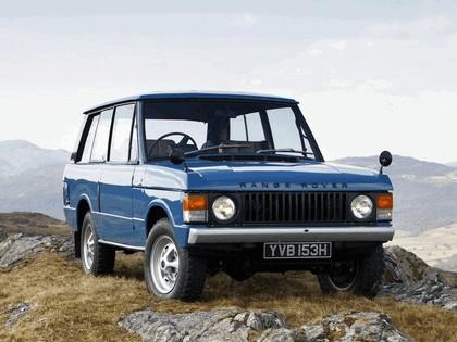 1970 Land Rover Range Rover 3-door 1