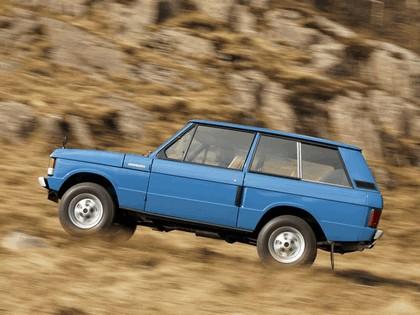 1970 Land Rover Range Rover 3-door 4