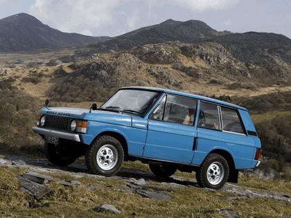 1970 Land Rover Range Rover 3-door 5