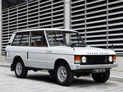1970 Land Rover Range Rover 3-door 10