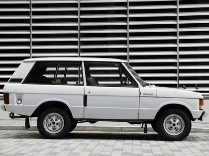 1970 Land Rover Range Rover 3-door 11