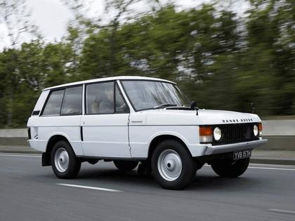 1970 Land Rover Range Rover 3-door 12