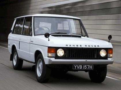 1970 Land Rover Range Rover 3-door 13