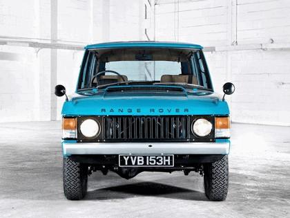 1970 Land Rover Range Rover 3-door 14