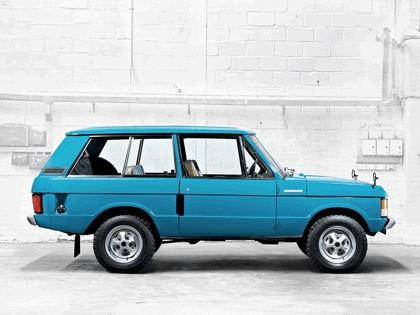 1970 Land Rover Range Rover 3-door 15
