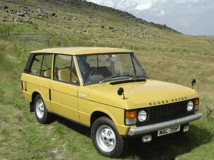 1970 Land Rover Range Rover 3-door 18