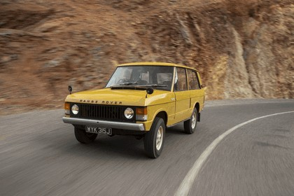 1970 Land Rover Range Rover 3-door 19