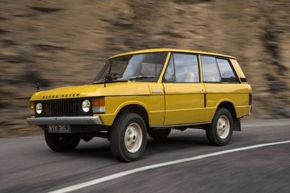 1970 Land Rover Range Rover 3-door 20