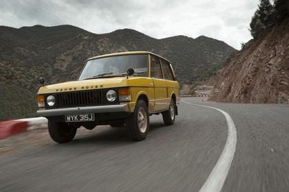 1970 Land Rover Range Rover 3-door 23