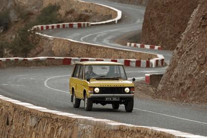 1970 Land Rover Range Rover 3-door 24