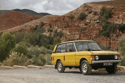 1970 Land Rover Range Rover 3-door 25