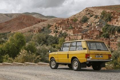 1970 Land Rover Range Rover 3-door 26