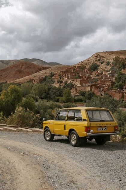 1970 Land Rover Range Rover 3-door 27