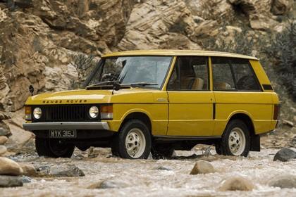 1970 Land Rover Range Rover 3-door 28