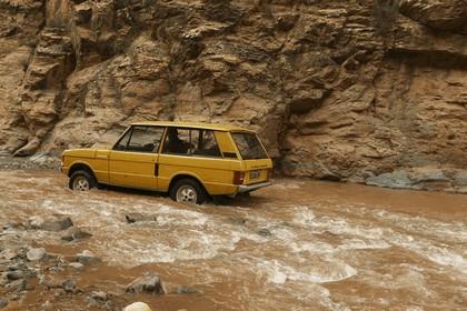 1970 Land Rover Range Rover 3-door 30