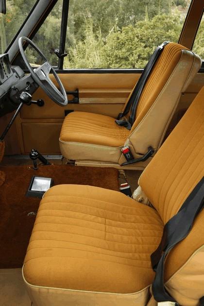 1970 Land Rover Range Rover 3-door 34