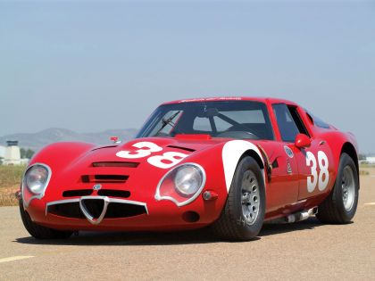 1965 Alfa Romeo Giulia TZ2 1