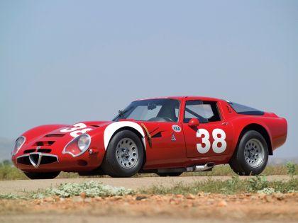 1965 Alfa Romeo Giulia TZ2 2