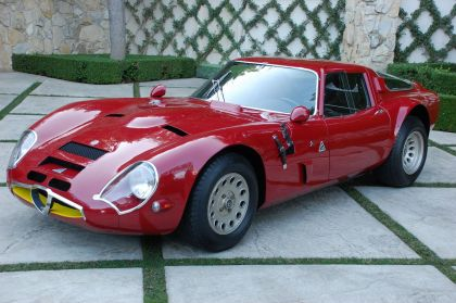 1965 Alfa Romeo Giulia TZ2 8